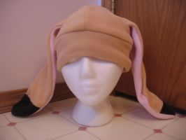 Momiji Fruits Basket Bunny Hat by kittyhats