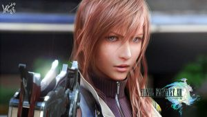Final Fantasy XIII by Sqenixs