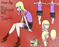 Vesta Ray Reference *UPDATED* by angelofcryinghearts