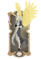 Commission: Earth Angel by Miyanko