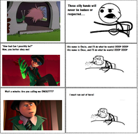 Cereal guy's opinion about Once-ler! by AlternativeCandace99