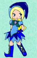 ojamajos by Tainted-Scribbles