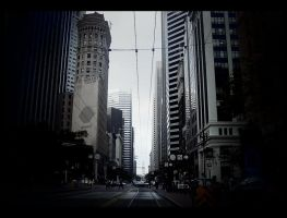 Market Street, SF by passacaglia