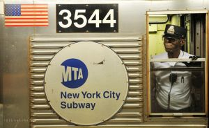 new york city subway by idilsalihakuntuz