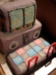 DDR machine cake, no. 2 by tanmei