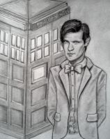 the eleventh doctor by theholybexter