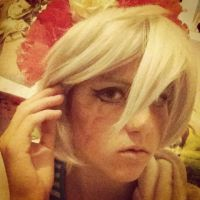 Thief king bakura- makeup test 2 by Chibi-MsHollowfox