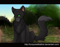 Hollyleaf by TurquoiseFeather