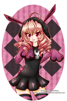 AT: Betty - Petite Teacup by YuikoHeartless