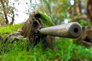 Mosul Sniper by MilitaryPhotos