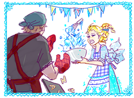 Frozen Fever! by rumrock