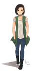 OC 1 by ka-rael