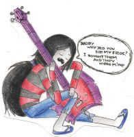Marceline by KatieRacers