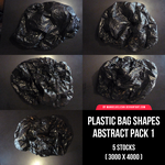 Plastic Bag - Shapes Abstract Pack 1 by manuelvelizan