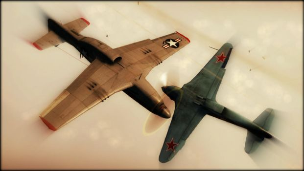 War Thunder: Freedom and Liberation by PurplePhantom104