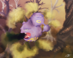 Weezing's Domain by PurpleStaryu