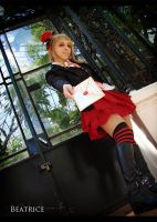 Beatrice Cosplay 04 by Bastetsama-Cosplay