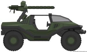 M12 Light Anti-Armor Vehicle by Northern-Dash