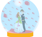 Lovely flower globe Suzie and Lorens ANIMATED by Beatrice-Dragon-Team