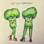 Eat Your Broccoli by Brieana