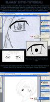 Eyes Tutorial by Klamsi