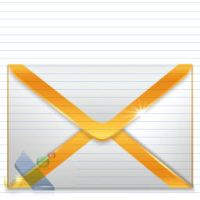 Free Vista Email Icon by artistsvalley