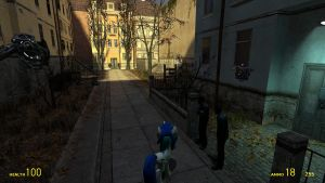 Gmod Hafe Life 2 Me Playin as Vinyl Scratch by x-Flamerunner-x
