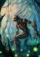 Forest Gardian without Headers by WhiteLeyth