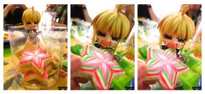 Christmas Cookies for Saber by eyebowl
