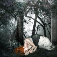 Deep Sleep by vampirekingdom