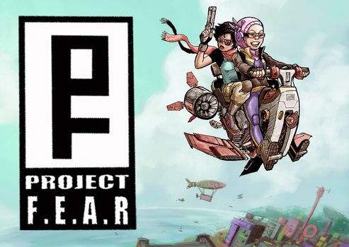 Project F.E.A.R. is BACK for 2015.... by pakngahalipz