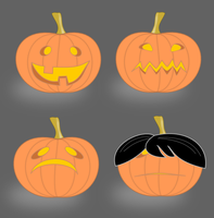 Pumpkins by bembulak