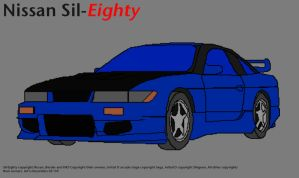 Sil-Eighty 3 by rossriders