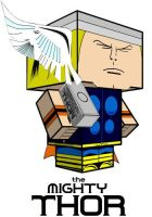 Thor Cubee by Viper005