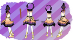 MMD NJXA Outfit 22 by MMD3DCGParts