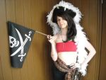 APH Fem!Pirate!Spain cosplay: Yo soy un pirata by TomatoNinjaPro