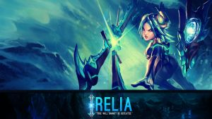 Irelia League of legends by mex8