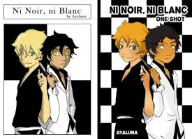Before After: Ni noir ni blanc by Ayaluna