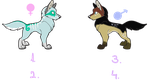 WolfBreedables by Flame-Adopts