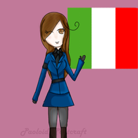 Felicia Vargas/ Fem! North Italy by Paoloid