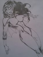 Spider Woman (Jessica Drew) by 08lampard08