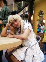 chobits cosplay 2 by kuromeamai