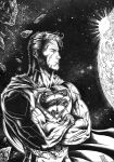 Superman New Dc 300 by barfast