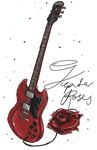 Epiphone SG by rivertem