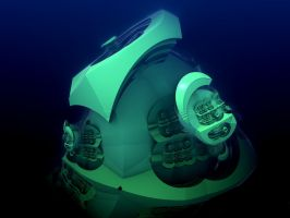 submersible by Oxnot
