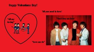 Beatles Valentine by BeatlesBoy26