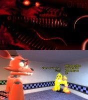 Reaction to FNAF4 Teaser 4 by ErichGrooms3