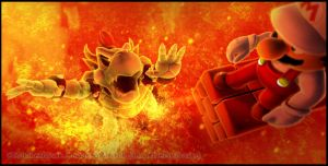 GM - Bowser Will Return by RatchetMario