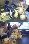 My lovely pokemon papercrafts by Marlous2604