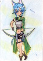 Sinon by Wesnady